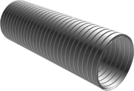 Type ASF - Metal Exhaust Hose | 3D view